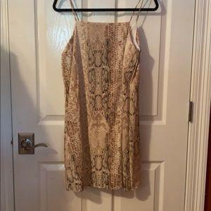 Peach Love Dress Size S
